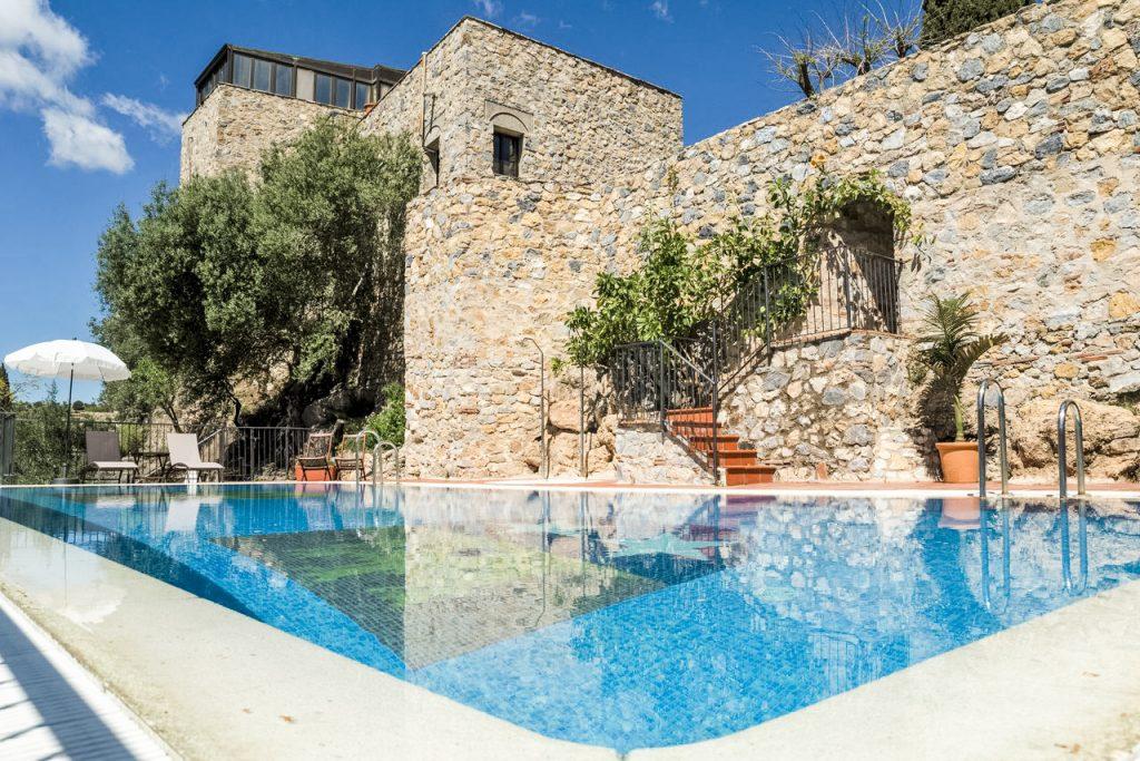 Hotel Castillo de Monda Spain