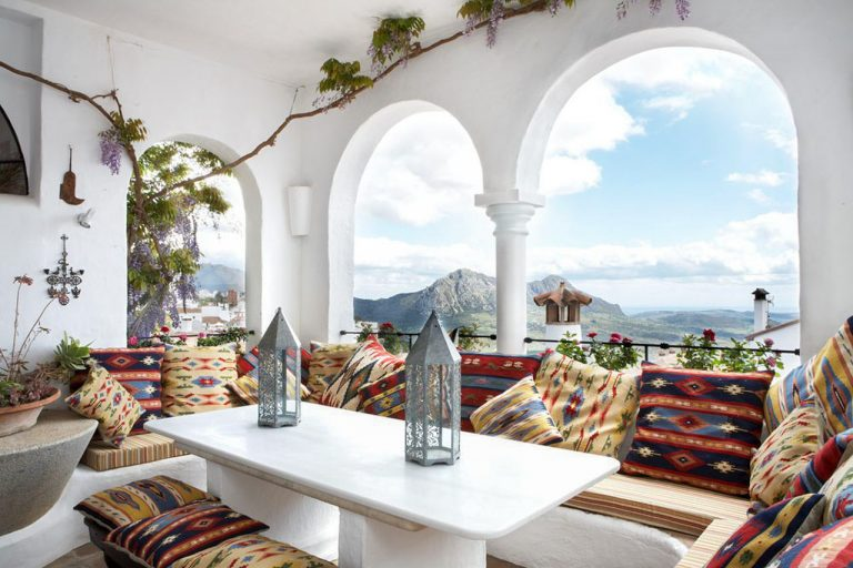 molino del carmen gaucin andalucia villa