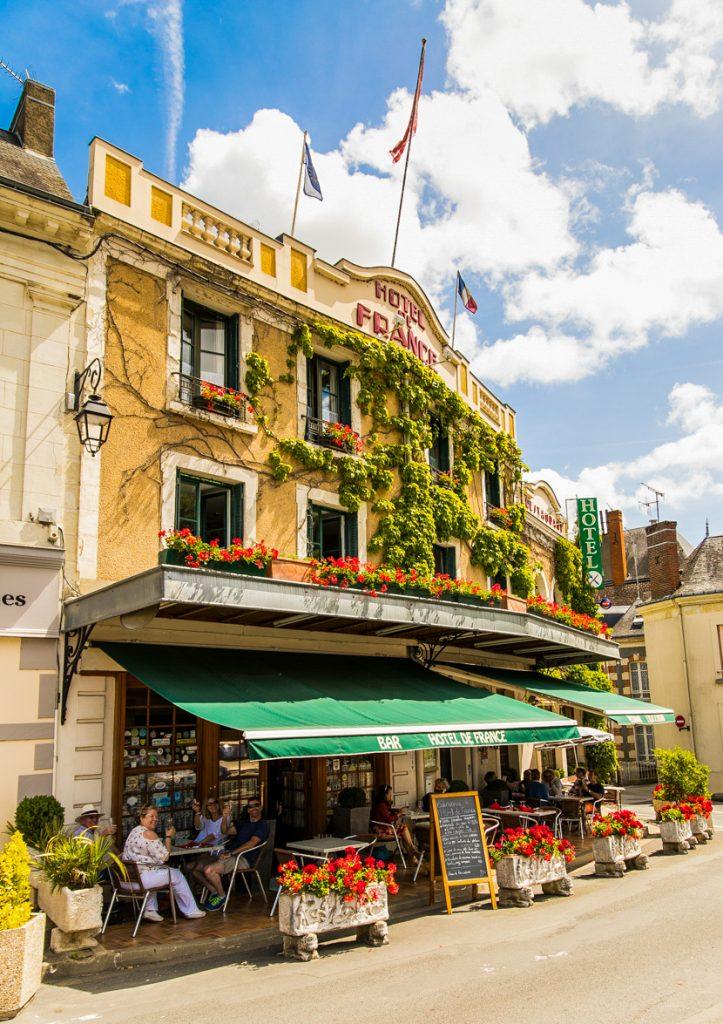 Hotel de France La Chartre sur le Loir
