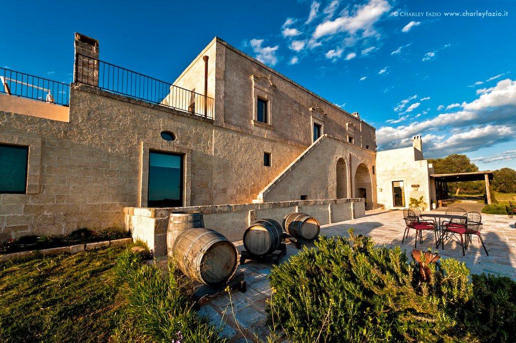 Masseria Le Fabriche Maruggio Italy