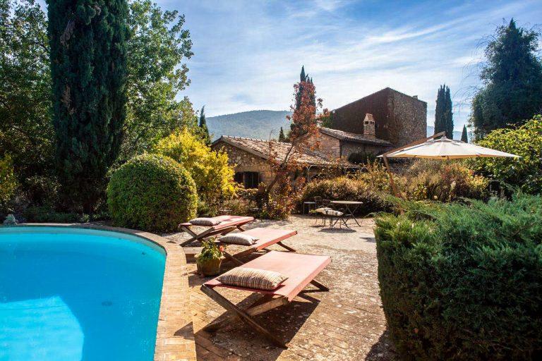 Casale Del Vecchio Province of Perugia Umbria Italy