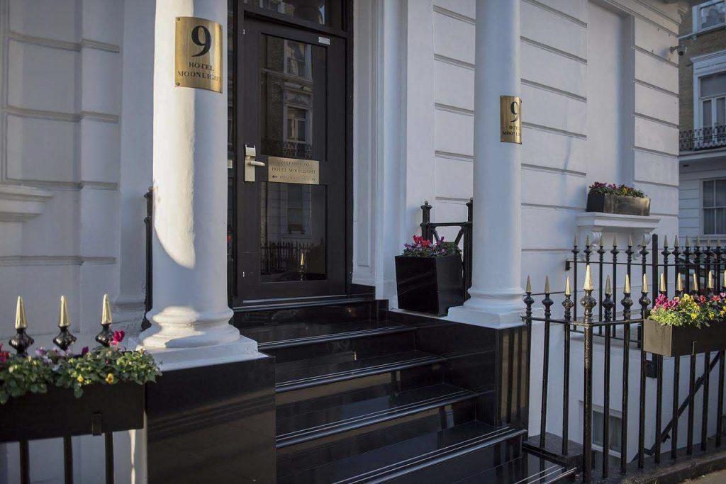 Hotel Moonlight Earls Court Kensington London
