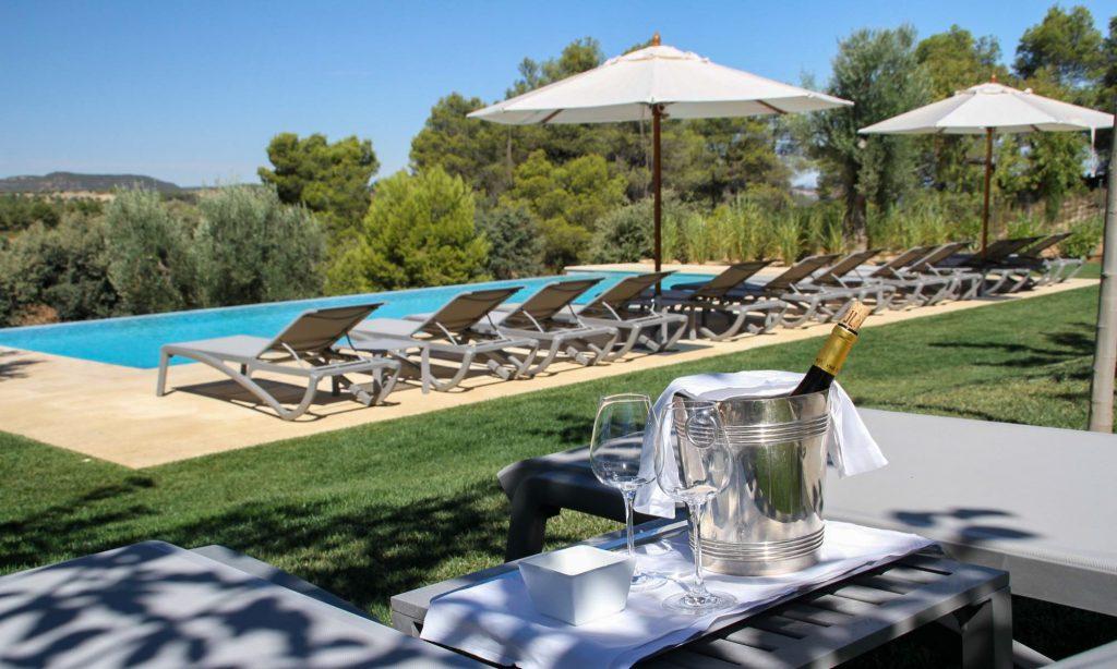 Hotel Mas de la Costa Valderrobres Spain