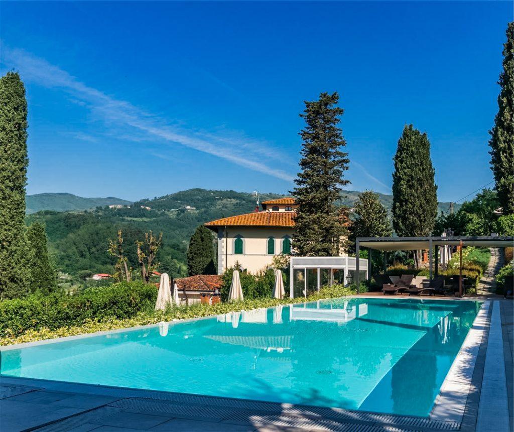 Villa Parri Tuscany Pistoia
