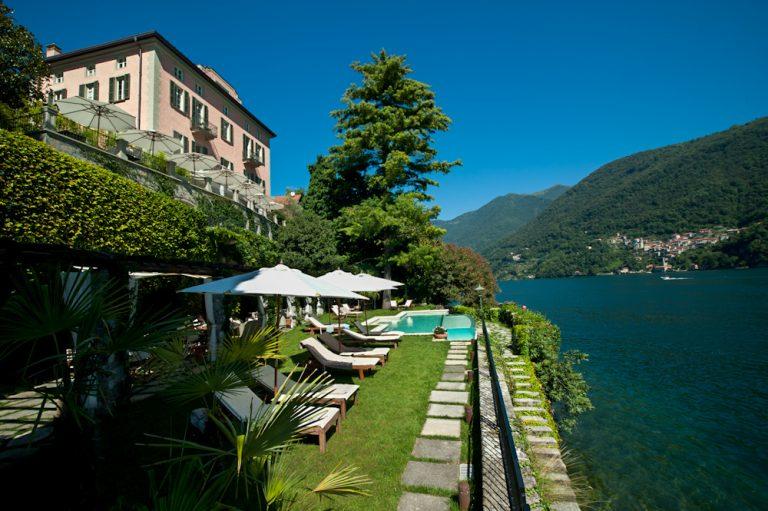 Relais Villa Vittoria lake como