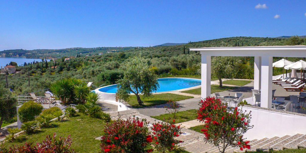 Bansala Villas Koroni Greece