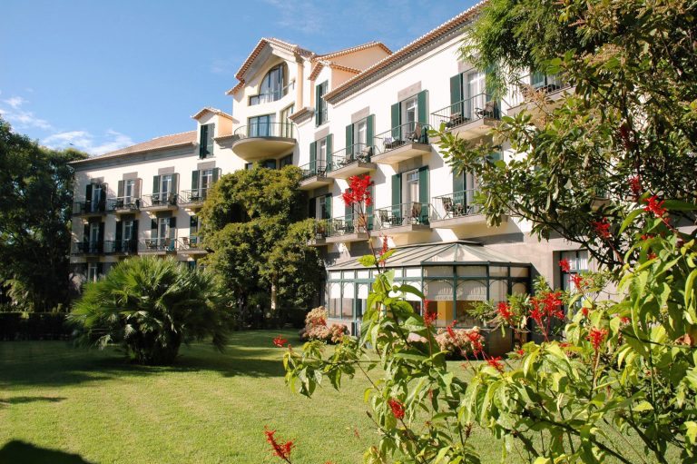 Quinta da Bela Vista madeira portugal