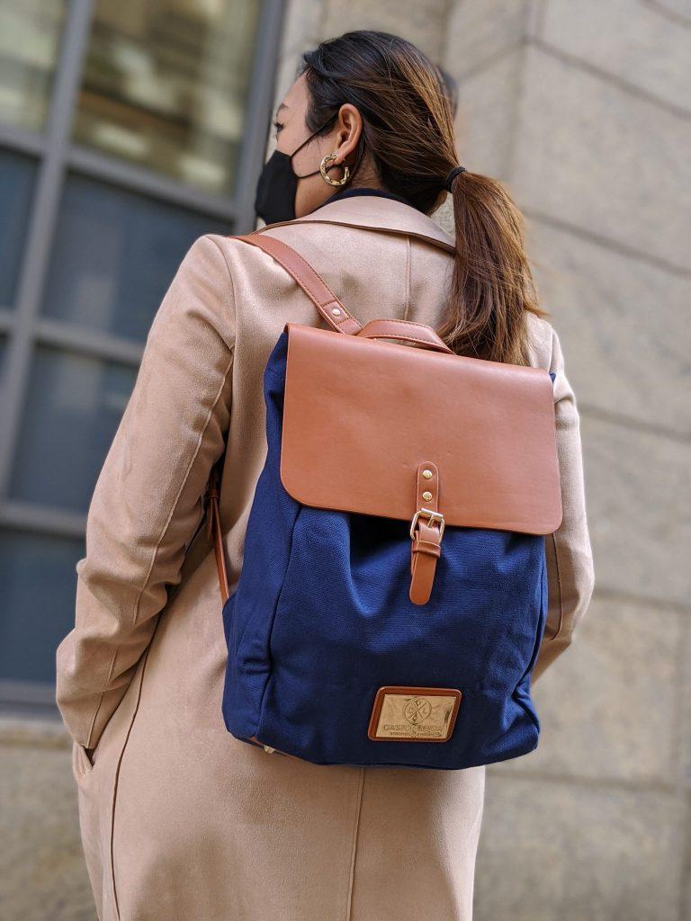 The Ultimate Travel backpack Spotlight: Gaston Luga