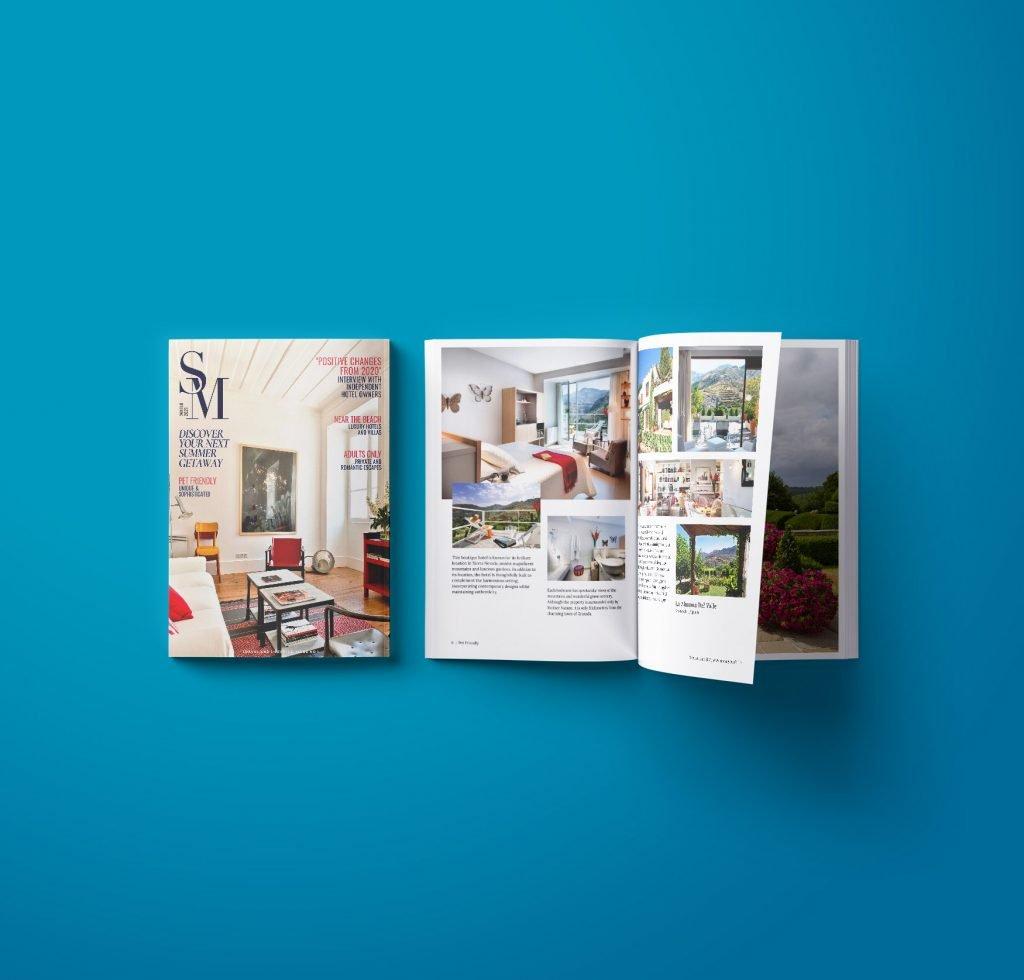Snezny Magazine Winter Issue 2021 Travel Lifestyle Magazine snezny winter issue 2021